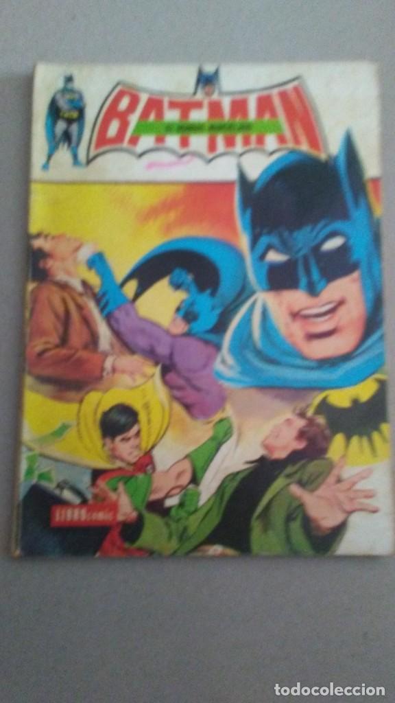 BATMAN TOMO V (Tebeos y Comics - Novaro - Batman)