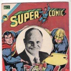 Tebeos: 1973 NOVARO SUPERCOMIC # 68 DON RICKLES JACK KIRBY & VINCE COLLETTA COLOSO DE ORO MUY BUEN ESTADO. Lote 261647095