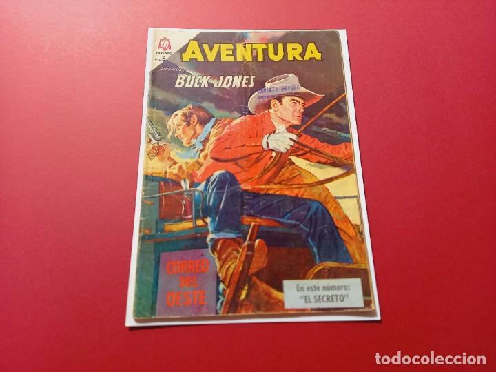 AVENTURA Nº 349 -NOVARO -EXCELENTE ESTADO (Tebeos y Comics - Novaro - Aventura)