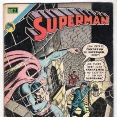 Tebeos: 1973 SUPERMAN # 901 EL FANTASMA DE CLARK KENT CURT SWAN GEOFF BROWNE ANDERSON DORFMAN EXCELENTE. Lote 261787525