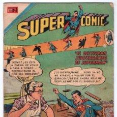 Tebeos: 1969 SUPERCOMIC # 35 NOVARO 1ER APARICION LUTOR HOMBRE METEORO EN SUPERBOY # 59 1957 BUEN ESTADO. Lote 262014755