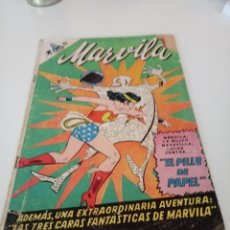 Tebeos: MARVILA 157. LA MUJER MARAVILLA. NOVARO. AÑO 1968.. Lote 262697370