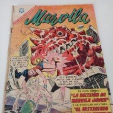 Tebeos: MARVILA 133. LA MUJER MARAVILLA. NOVARO. AÑO 1966.. Lote 262699815