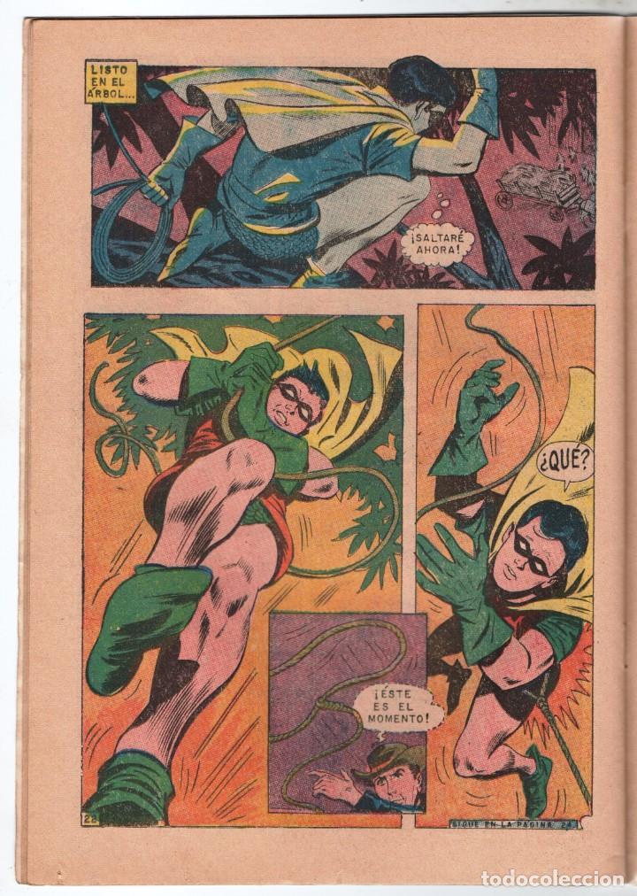 Tebeos: 1970 BATMAN # 526 NOVARO FRANK ROBBINS BOB BROWN JOE GIELLA ROSS ANDRU MIKE ESPOSITO MUY BUEN ESTADO - Foto 6 - 262901890