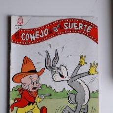 Tebeos: EL CONEJO DE LA SUERTE. NUM 210. ED NOVARO. Lote 263072220