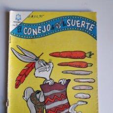 Tebeos: EL CONEJO DE LA SUERTE. NUM 234. ED NOVARO. Lote 263109380