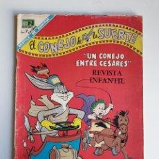 Tebeos: EL CONEJO DE LA SUERTE. NUM 292. ED NOVARO. Lote 263109795