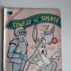 Tebeos: EL CONEJO DE LA SUERTE. NUM 256. ED NOVARO. Lote 263110035