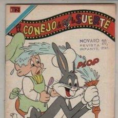 Tebeos: COMIC NOVARO 1978 - EL CONEJO DE LA SUERTE UN POLICIA MODELO N 2-539. Lote 263130330