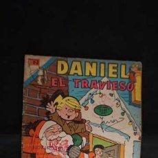 Tebeos: DANIEL EL TRAVIESO NOVARO NUMERO 172, SERIE AGUILA, AÑO 1975. Lote 263162115