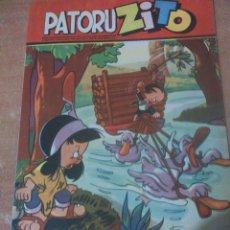 Tebeos: PATORUZITO 1952 DANTE QUINTERNO, TIPO NOVARO, OFERTON. Lote 263191700