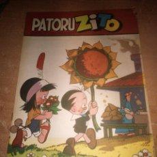 Tebeos: PATORUZITO 1952 DANTE QUINTERNO, TIPO NOVARO, OFERTON. Lote 263192170