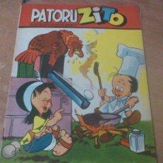 Tebeos: PATORUZITO 1952 DANTE QUINTERNO, TIPO NOVARO, OFERTON. Lote 263192620
