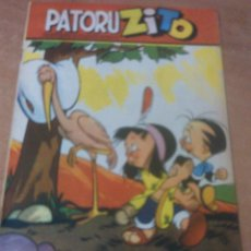 Tebeos: PATORUZITO 1952 DANTE QUINTERNO, TIPO NOVARO, OFERTON. Lote 263192955