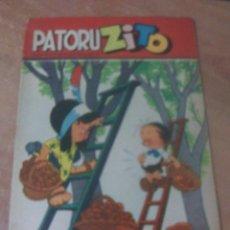 Tebeos: PATORUZITO 1952 DANTE QUINTERNO, TIPO NOVARO, OFERTON. Lote 263193155