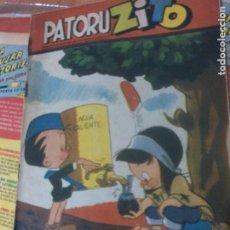 Tebeos: PATORUZITO 1952 DANTE QUINTERNO, TIPO NOVARO, OFERTON. Lote 263193465