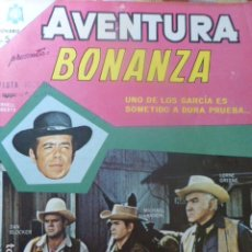 Tebeos: COMIC AVENTURA BONANZA Nº 403 1965 DE NOVARO. Lote 263239535