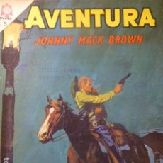 Tebeos: COMIC AVENTURA JINETES DEL OESTE BROWN Nº 356 1964 DE NOVARO. Lote 263240870