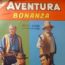 Tebeos: COMIC AVENTURA BONANZA Nº 358 1964 DE NOVARO. Lote 263241180