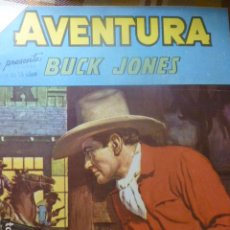 Tebeos: COMIC AVENTURA BUCK JONES Nº 354 1964 DE NOVARO. Lote 263241615