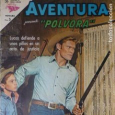 Tebeos: COMIC AVENTURA POLVORA Nº 307 1963 DE NOVARO. Lote 263242295
