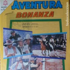 Tebeos: COMIC AVENTURA BONANZA Nº 413 1965 DE NOVARO. Lote 263242965