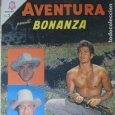 Tebeos: COMIC AVENTURA BONANZANº 367 1965 DE NOVARO. Lote 263243235