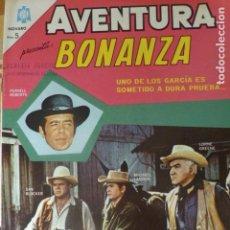 Tebeos: COMIC AVENTURA BONANZA Nº 403 1965 DE NOVARO. Lote 263243405