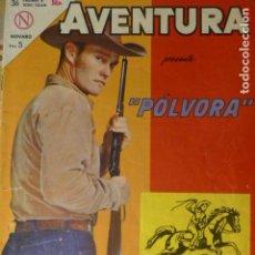 Tebeos: COMIC AVENTURA POLVORA Nº 309 1963 DE NOVARO. Lote 263244080