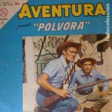 Tebeos: COMIC AVENTURA POLVORA Nº 312 1963 DE NOVARO. Lote 263245550