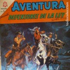 Tebeos: COMIC AVENTURA DEFENSORES DE LA LEY Nº 409 1965 DE NOVARO. Lote 263245970