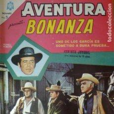 Tebeos: COMIC AVENTURA BONANZA Nº 403 1965 DE NOVARO. Lote 263245990