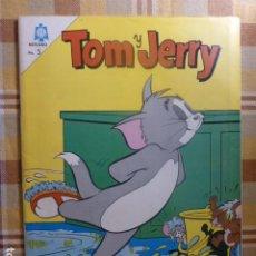 Tebeos: COMIC TOM Y JERRY Nº 226 1965 DE NOVARO. Lote 263247965