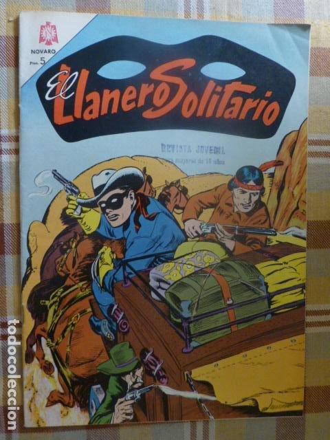 COMIC EL LLANERO SOLITARIO Nº 146 1965 DE NOVARO (Tebeos y Comics - Novaro - El Llanero Solitario)