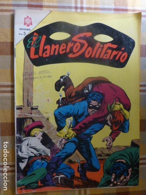 COMIC EL LLANERO SOLITARIO Nº 150 1965 DE NOVARO (Tebeos y Comics - Novaro - El Llanero Solitario)