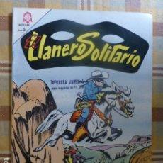 Tebeos: COMIC EL LLANERO SOLITARIO Nº 142 1965 DE NOVARO. Lote 263259545