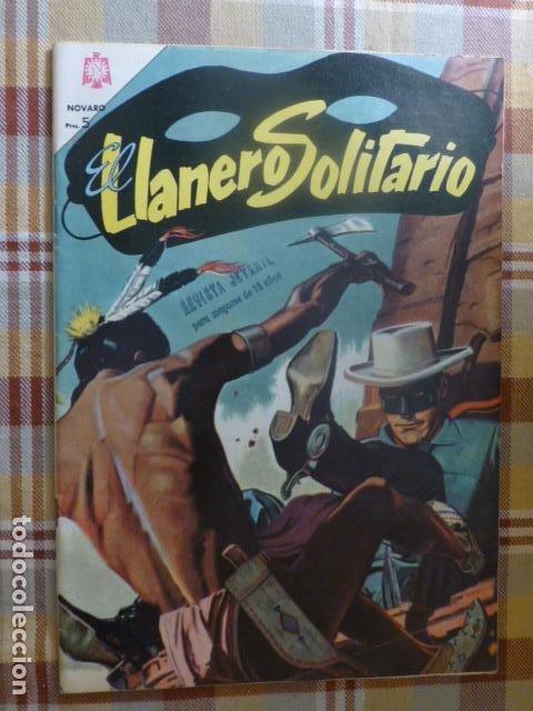 COMIC EL LLANERO SOLITARIO Nº 153 1965 DE NOVARO (Tebeos y Comics - Novaro - El Llanero Solitario)