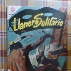 Tebeos: COMIC EL LLANERO SOLITARIO Nº 153 1965 DE NOVARO. Lote 263259645