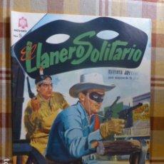 Tebeos: COMIC EL LLANERO SOLITARIO Nº 154 1966 DE NOVARO. Lote 263259735