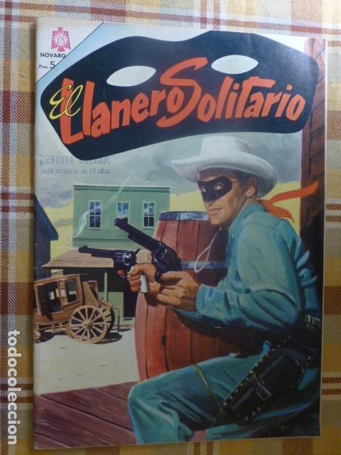 COMIC EL LLANERO SOLITARIO Nº 152 1965 DE NOVARO (Tebeos y Comics - Novaro - El Llanero Solitario)