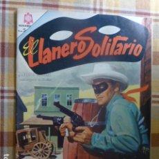 Tebeos: COMIC EL LLANERO SOLITARIO Nº 152 1965 DE NOVARO. Lote 263259910