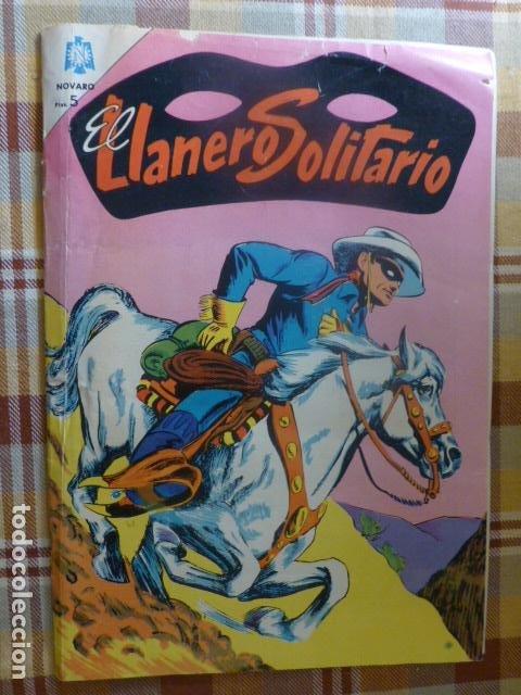 COMIC EL LLANERO SOLITARIO Nº 137 1964 DE NOVARO (Tebeos y Comics - Novaro - El Llanero Solitario)