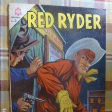 Tebeos: COMIC RED RYDER Nº 135 DE NOVARO. Lote 263263840