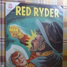 Tebeos: COMIC RED RYDER Nº 129 1965 DE NOVARO. Lote 263263980