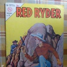 Tebeos: COMIC RED RYDER EXTRA Nº 110 1963 DE NOVARO. Lote 263264045