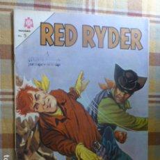 Tebeos: COMIC RED RYDER Nº 133 1965 DE NOVARO. Lote 263264990