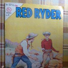 Tebeos: COMIC RED RYDER Nº 110 1965 DE NOVARO. Lote 263265060