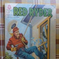 Tebeos: COMIC RED RYDER Nº 125 1965 DE NOVARO. Lote 263265240
