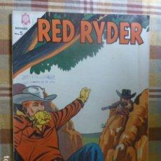 Tebeos: COMIC RED RYDER Nº 124 1965 DE NOVARO. Lote 263265510