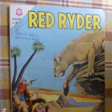 Tebeos: COMIC RED RYDER Nº 126 1965 DE NOVARO. Lote 263265665